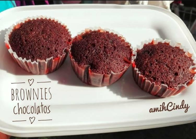 Brownies Chocolatos Kukus