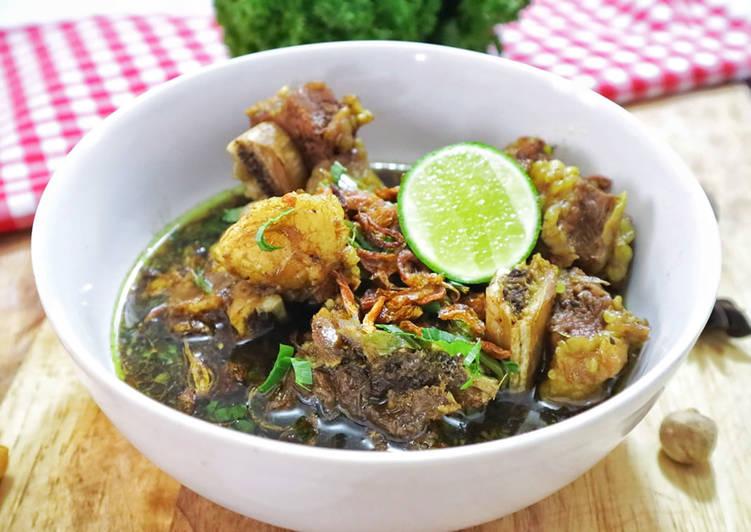Resep Sop Konro Khas Makassar oleh Dapur Adis - Cookpad