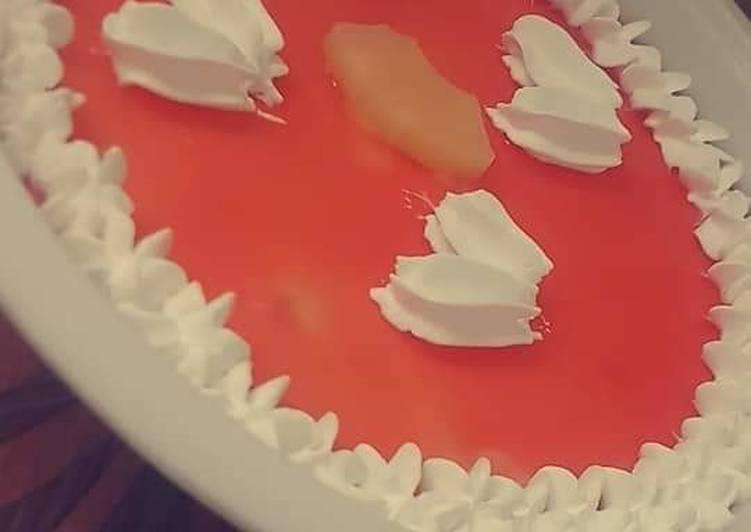 Cake Custard