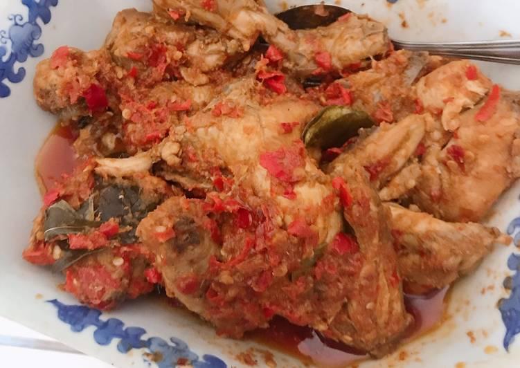 Resep Ayam Bumbu Bali Super Resep Masakanku