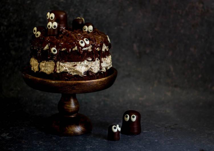 Schokokuss-Torte