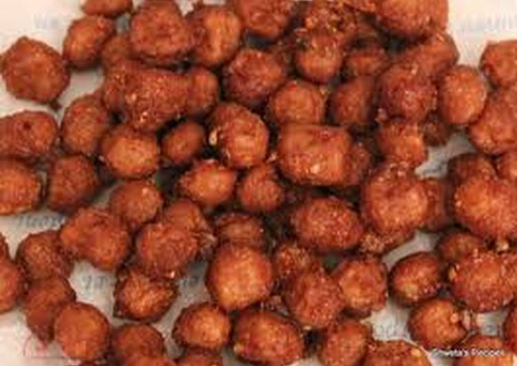 Soya Chunks Fry