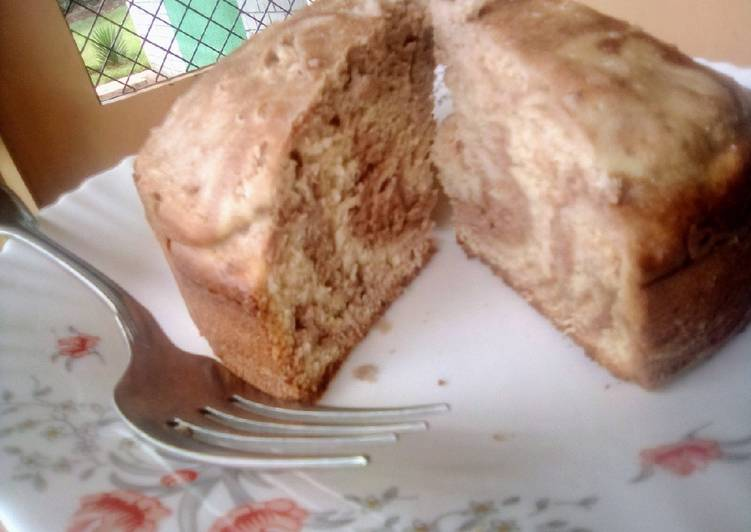 Marble cake#stayathome challenge