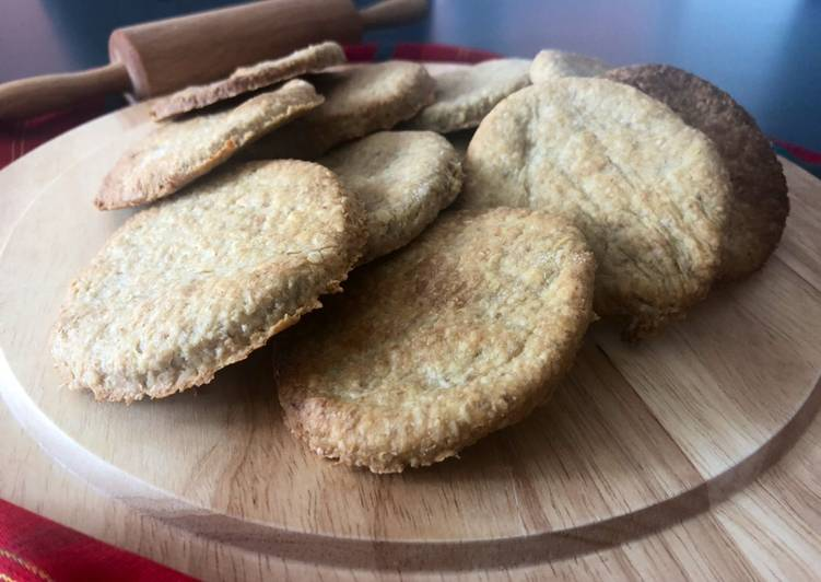 Easiest Way to Prepare Yummy Scottish Oat Cakes
