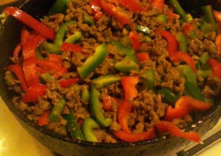 Randi's Beef & Pepper's