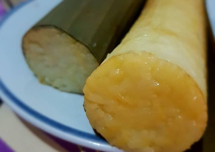 Lontong Rice Cooker