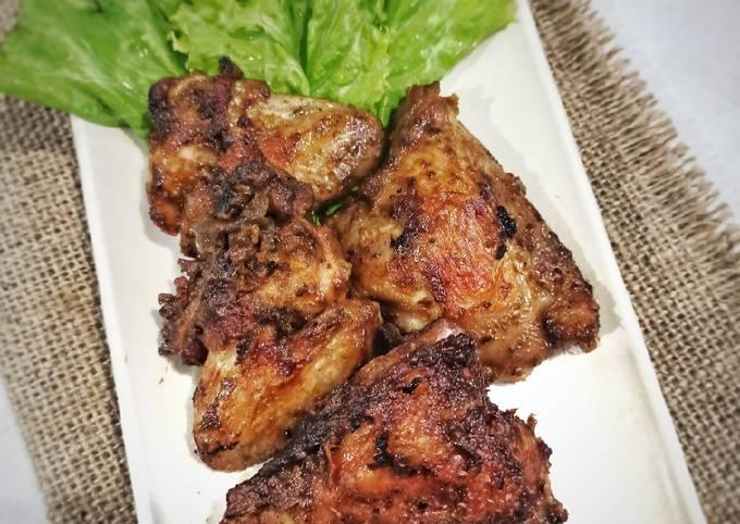 Ayam Goreng Gulai