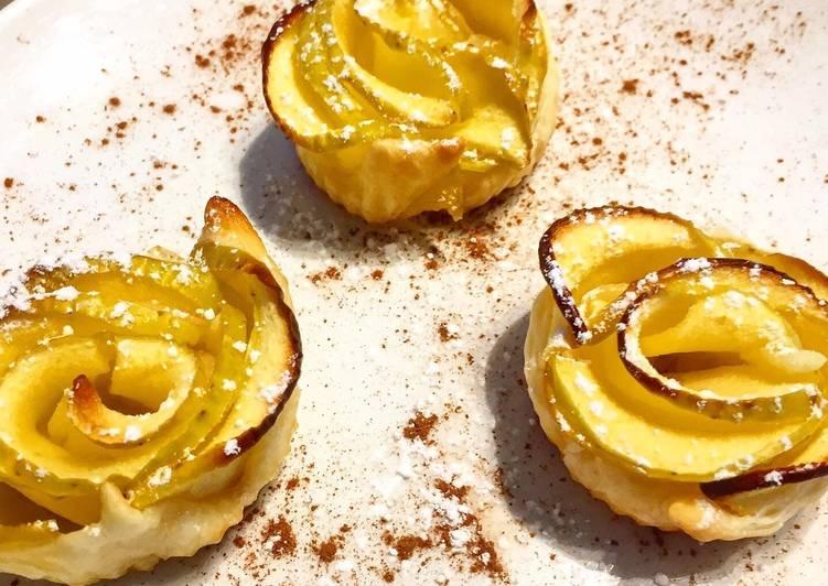Comment Cuisiner Roses à la pomme ��