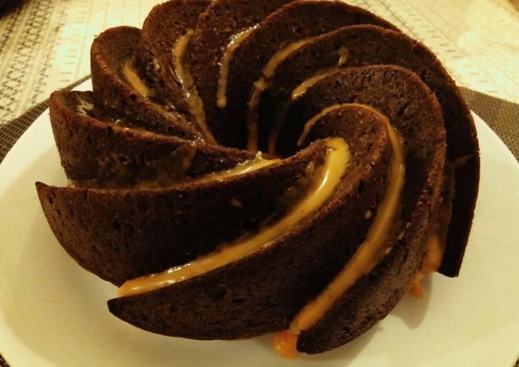 Easiest Way to Make Delicious Chocolate Orange Cake#weeklyjikonichallenge
