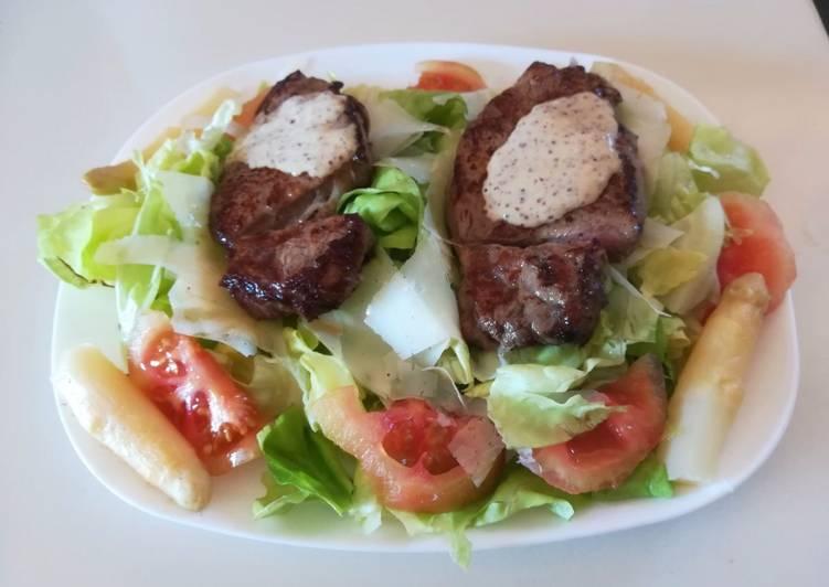 Solomillo De Ternera Con Salsa Al Jerez Receta De Niuman
