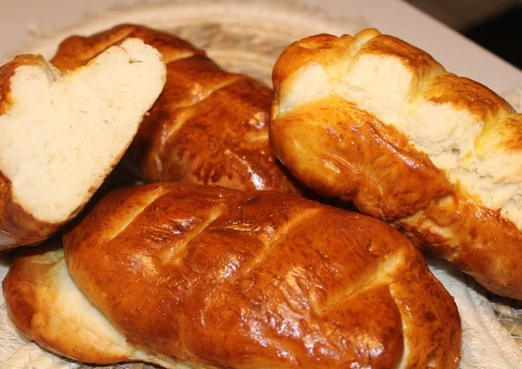 Comment faire Faire Appétissante Mauricettes ou pains alsaciens