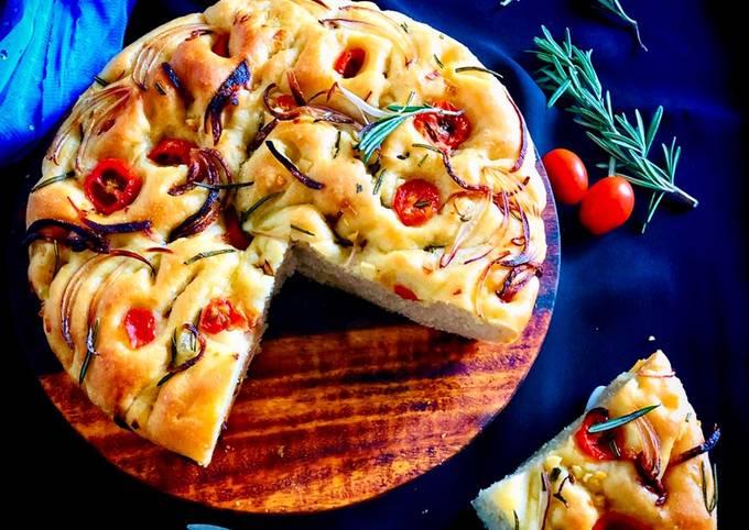 Focassia bread