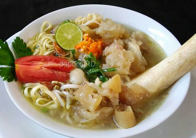 Resep Mi Kocok Bandung Yang Simple Bikin Ngiler