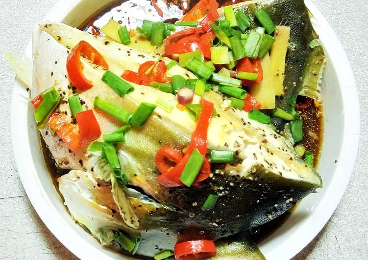 How to Prepare Tasty Chinese-Style Steamed Fish