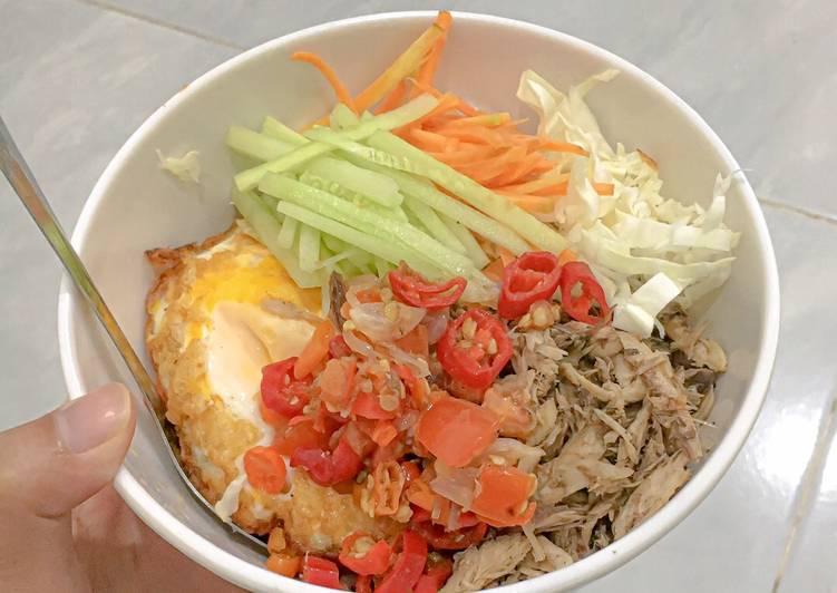 Rice Bowl Sehat Untuk Diet