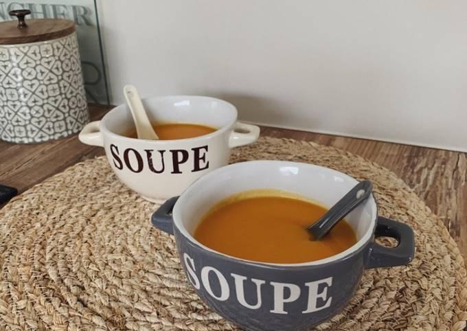 Soupe au butternut
