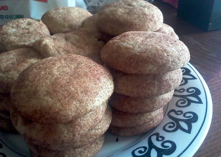 Recipe of Super Quick Homemade Snickerdoodles