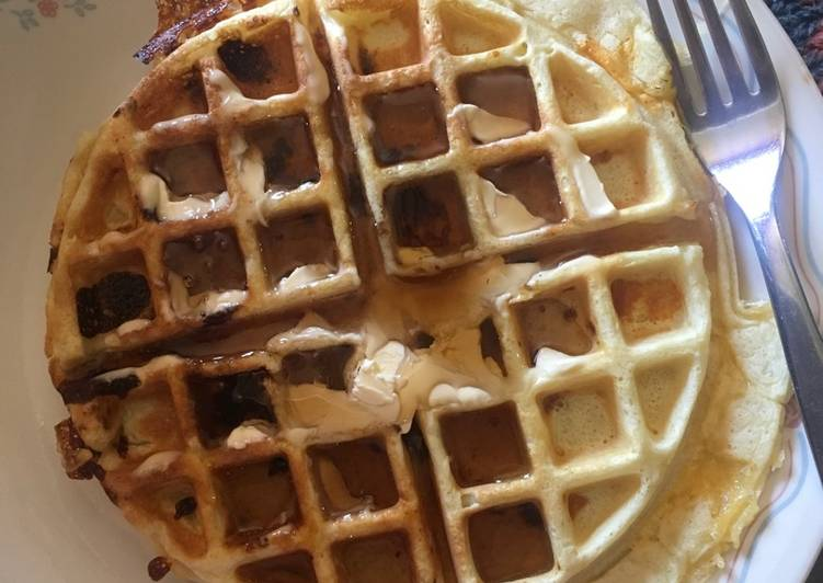 Consuming 14 Superfoods Is A Great Way To Go Green And Be Healthy Coconut waffles