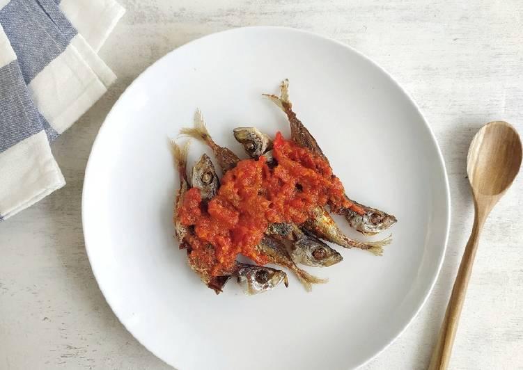 Ikan Gambolo Balado
