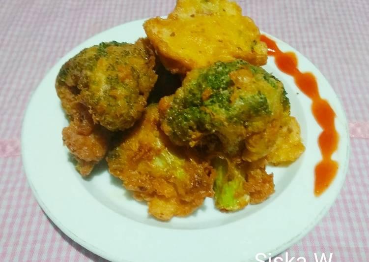 Brokoli Crispy DEBM