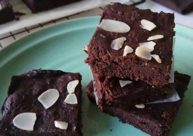 Fudge Brownies #kethobeticcake