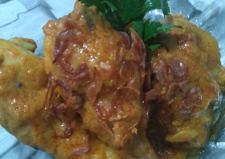 Resep Ayam Bumbu Rujak Yang Mudah Pasti Enak