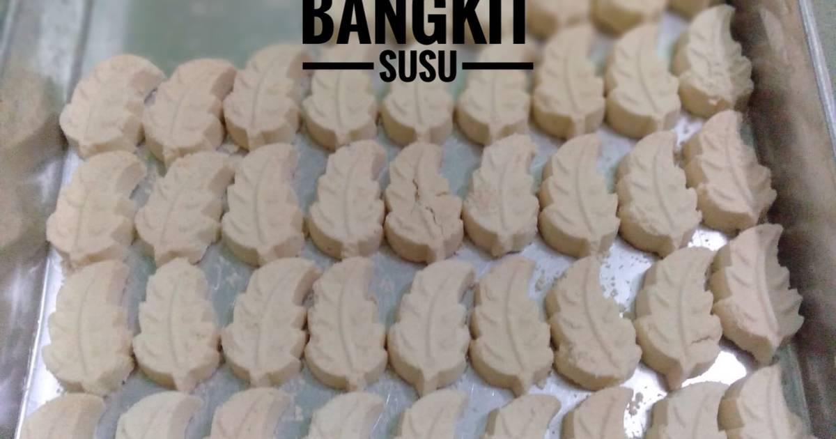 32 Resep Kue Bangkit Susu Tepung Kanji Enak Dan Sederhana
