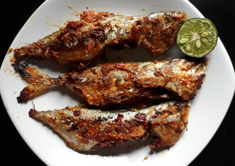 Ikan kembung panggang