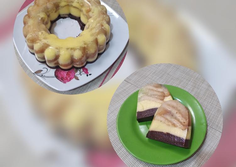 Puding Marie Regal 3 Lapis – Serious Eat Cookbooks