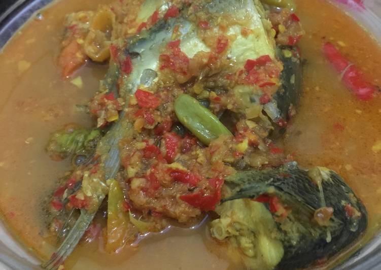 Ikan Bandeng Asam Pedas