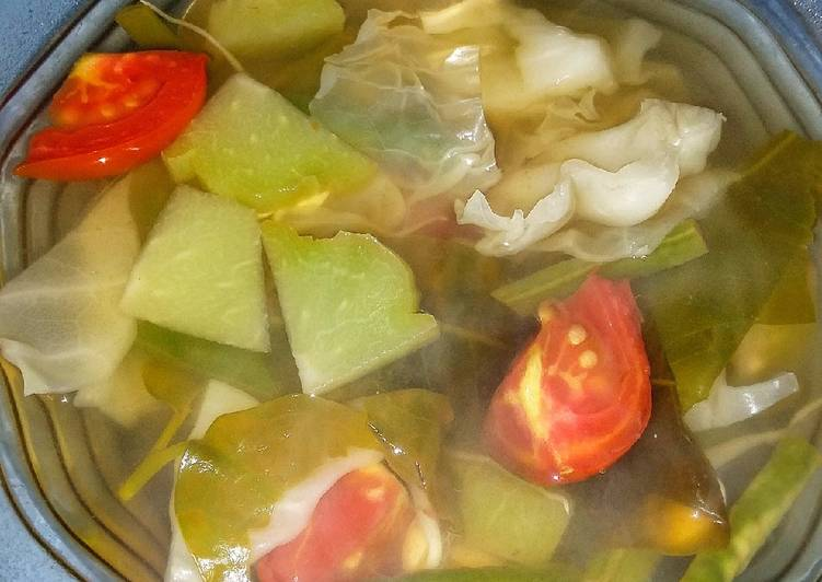 Sayur Asem Bening