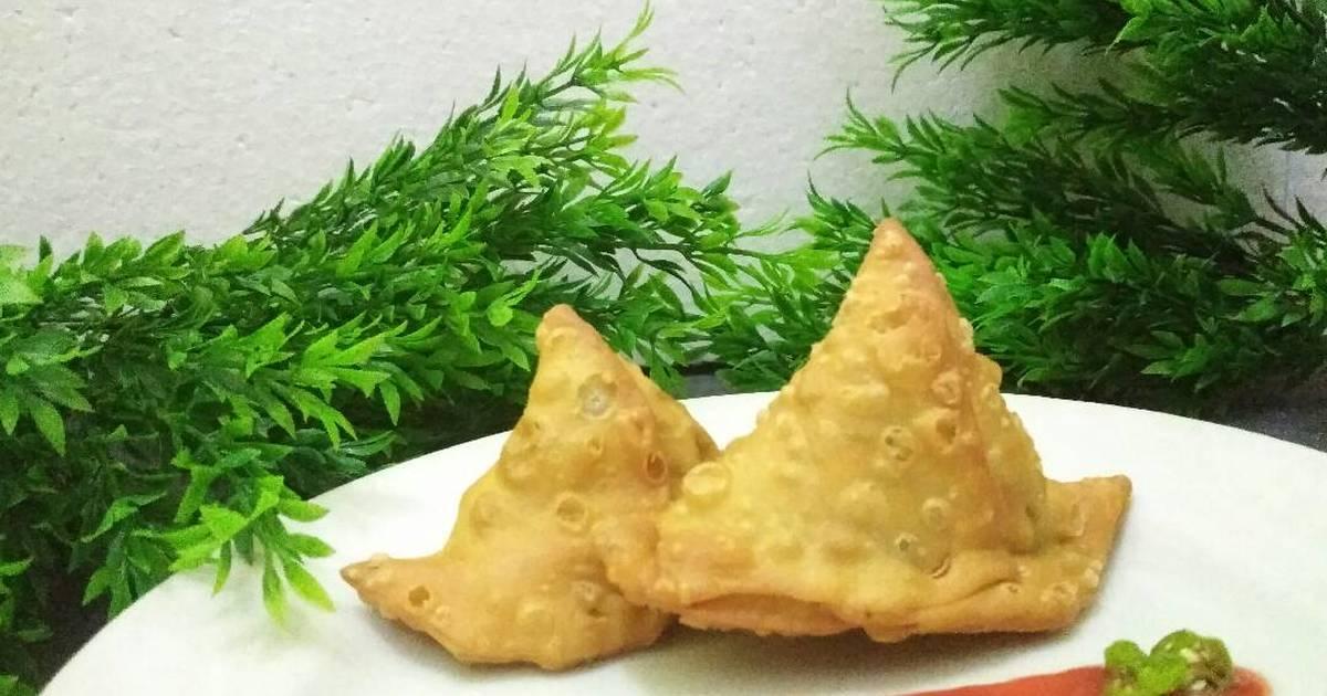 18 Resep Samosa Asli India Enak Dan Sederhana Cookpad