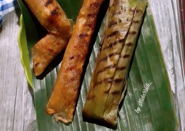 Kue Lompong Sagu khas Medan