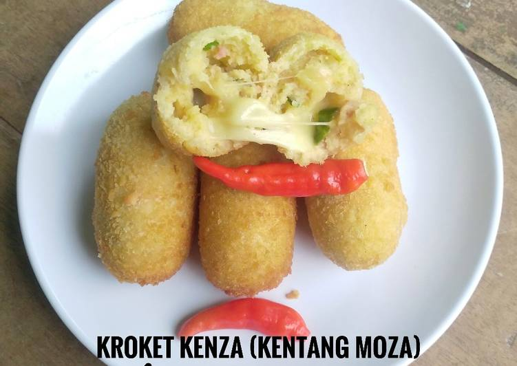 KROKET KENZA (KENTANG MOZA)