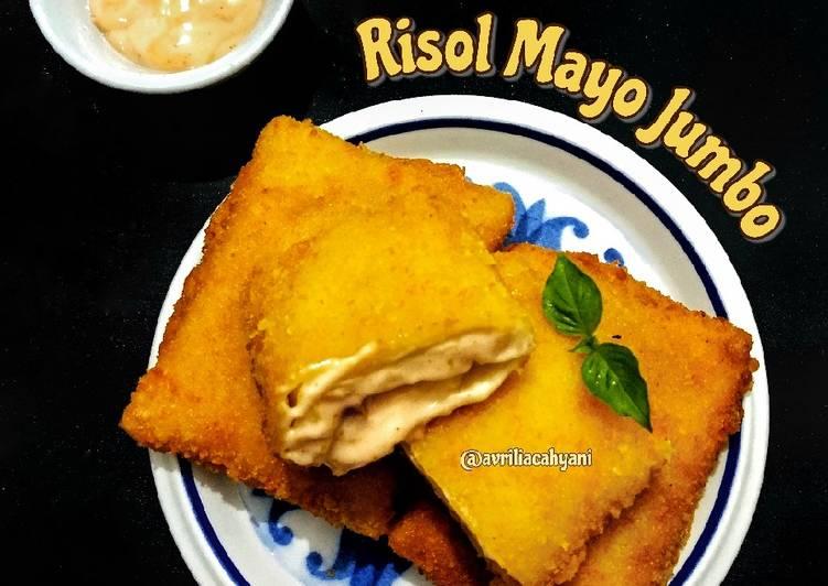 Spicy Risol Mayo Jumbo