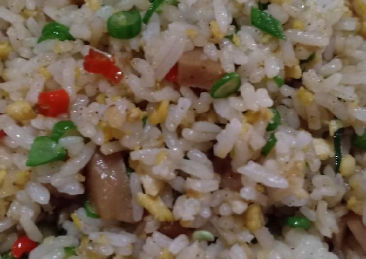 Nasi Goreng Buncis