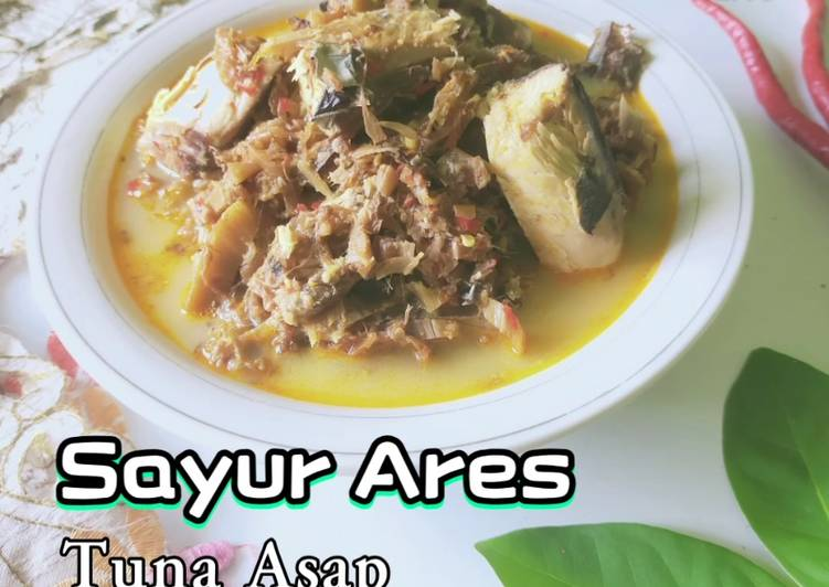Sayur Ares Khas Lombok NTB