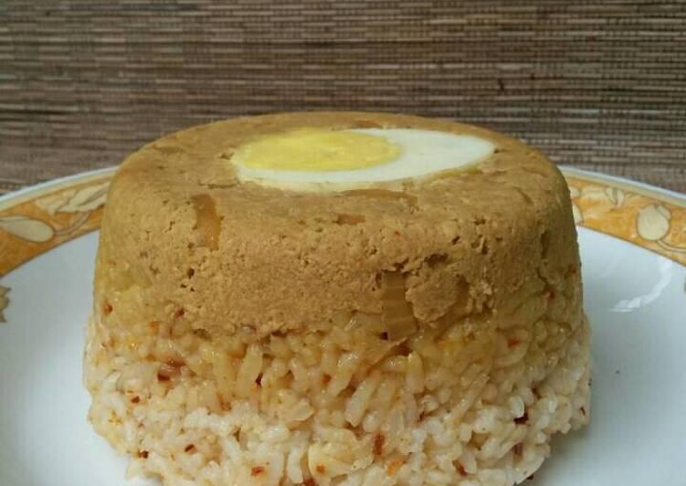 Resep Nasi Tim Ayam Kecap Untuk Balita Bikin Jadi Laper