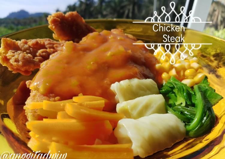 Chicken Steak (Stik Ayam)