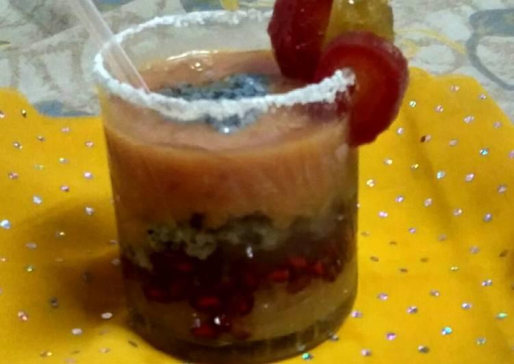 Healthy murabba drink for kids