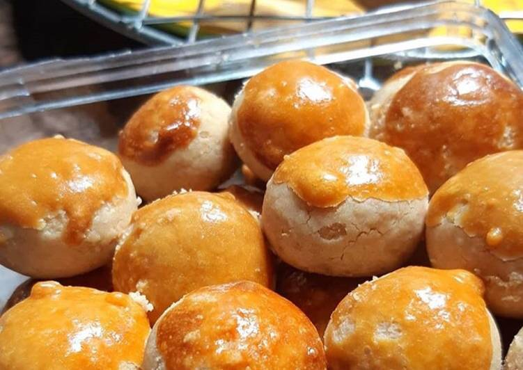 Kue Kacang Klasik - cookandrecipe.com