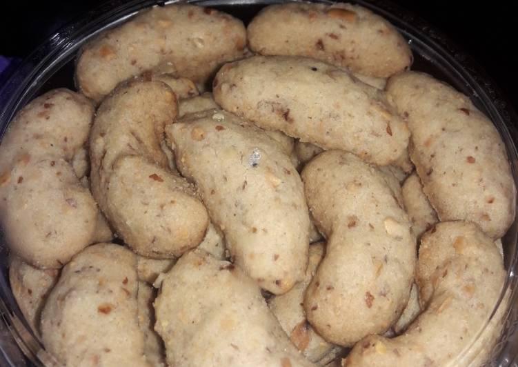 Kue kacang Aka kue bimoli - cookandrecipe.com