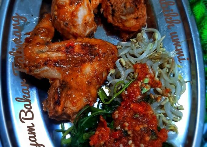 Ayam Bakar Taliwang (Teflon)