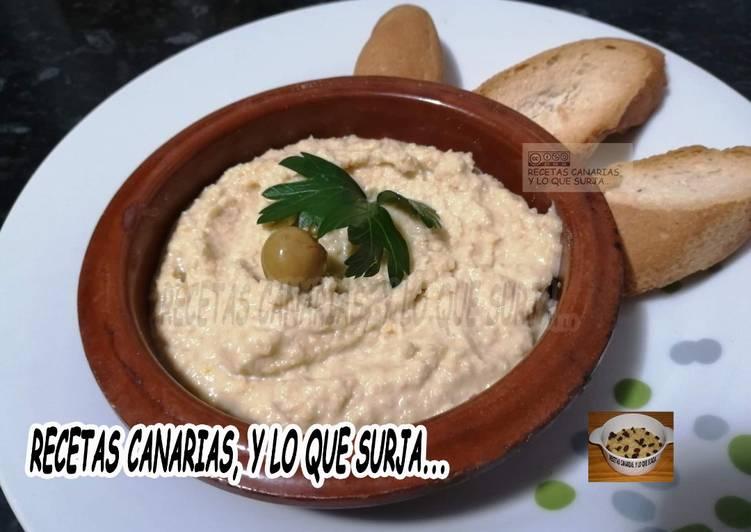 Hummus o crema de garbanzos para untar