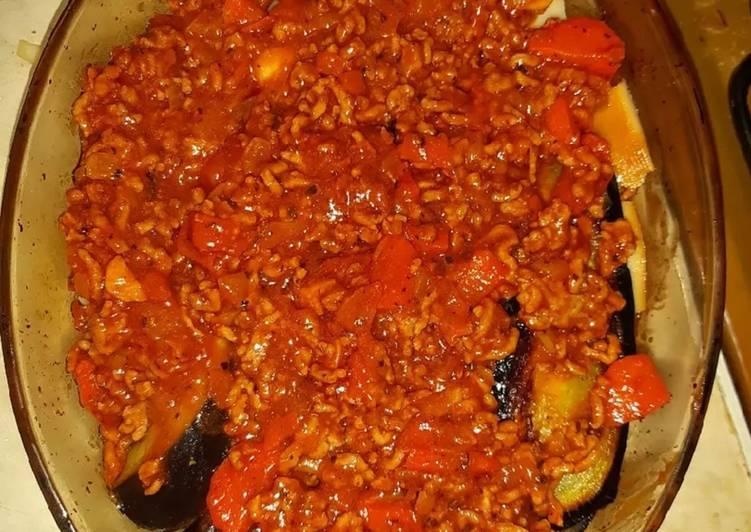 Simple Way to Prepare Homemade Yummy moussaka