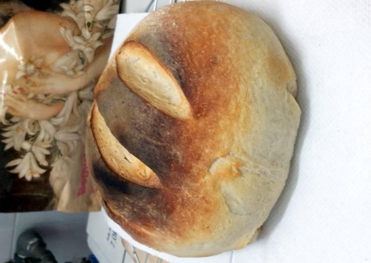 Recipe of Speedy Sour Dough Loaf