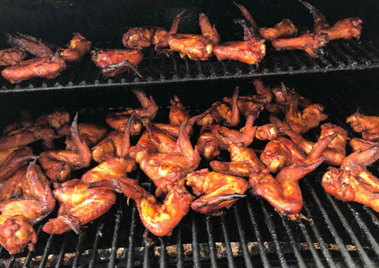 Bbq whole Wings