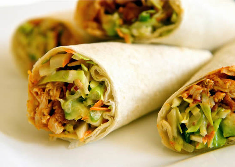 Easiest Way to Make Super Quick Homemade Breakfast Wrap