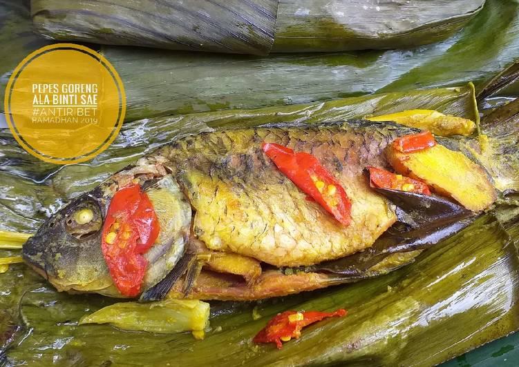 Pepes Goreng Sunda