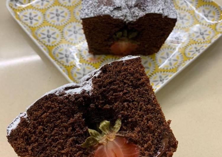 Ricetta Plum cake al cioccolato